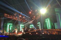 One Direction sur scène à Houston le 22/08/14
