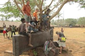 SOLIDARITE INTERNATIONALE ONGASDEV-TOGO: CAMPS CHANTIERS ET STAGES CONVENTIONNELS 2013