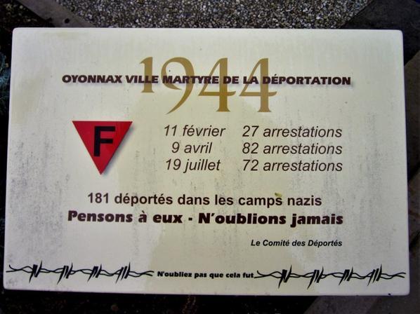 Petit souvenir de 8.mai 2019 a Oyonnax...