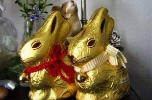Bonnes fêtes de Pâques ...