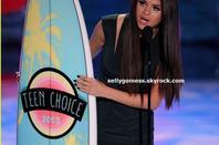 Le 11/08/13 Teen Choice Awards !
