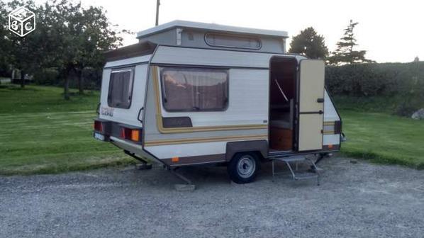 une petite tesserault vue sur leboncoin caravane ode la caravane. Black Bedroom Furniture Sets. Home Design Ideas