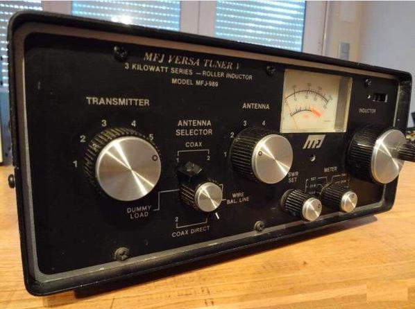MFJ  MFJ-989C