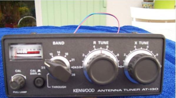 Coupleur d'antenne  KENWOOD AT130