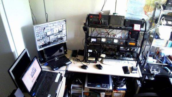le monde merveilleux de la Amateur Radio