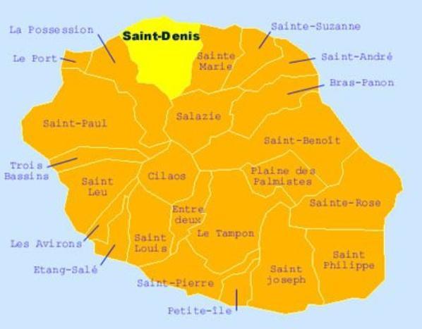 ce matin contact radio 7h45 le dimanche 25 Mai jour de la fête des mère QSO avec 173 GILBERT DE Saint-Denis l'île de la Réunion