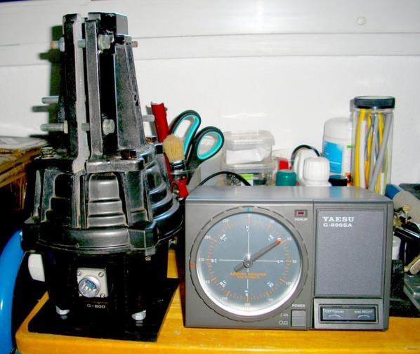 Easy-Rotor-Control