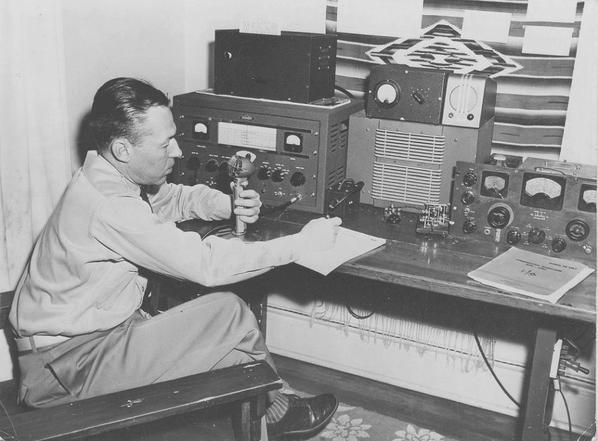 les balle du ciment du radioamateurisme l'âge d'or