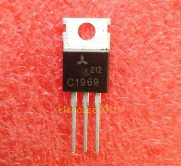Mitsubishi 2SC2094  2SC1969