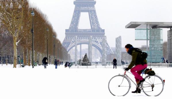 Bulletin météo La France sous la neige