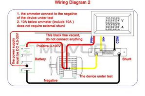 LED voltmètre ampèremètre voltmètre Amp + Shunt de courant continu 100V 50A...pour mettre sur un alimentation stabilisé qui na pas de voltage et ampèremètre 50A mini môme lançable  ampèremètre   lançable 10 euros  mai j'ai trouvé encore -  cher