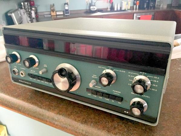 Heathkit Amateur Radio SB-104A