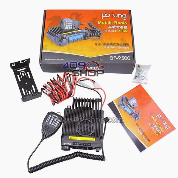Pofung BF-9500 UHF 400-470MHz 45W / 25W / 10W