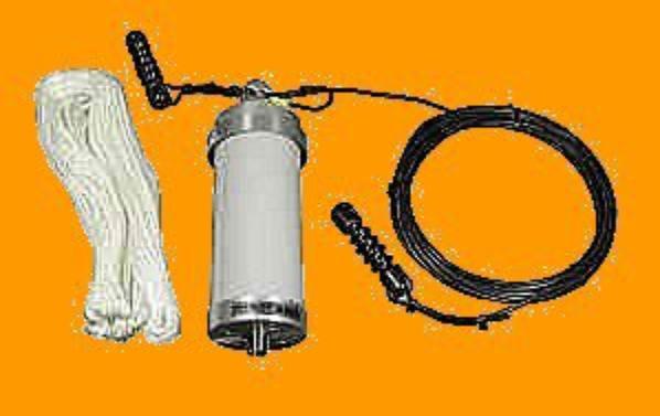 Antenne long fil à large bande Diamond BB-6w