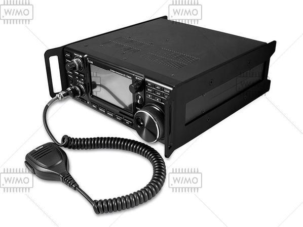 Poignées latérales IC-7300  protègent et aident pendant le transport. 39,00 ¤ incl. 16% TVA cher WiMo plus expédition