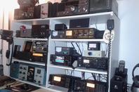 Mon Shack amateur radio   je fait de la radio depuis 1974 a 2021😄😁😀😄