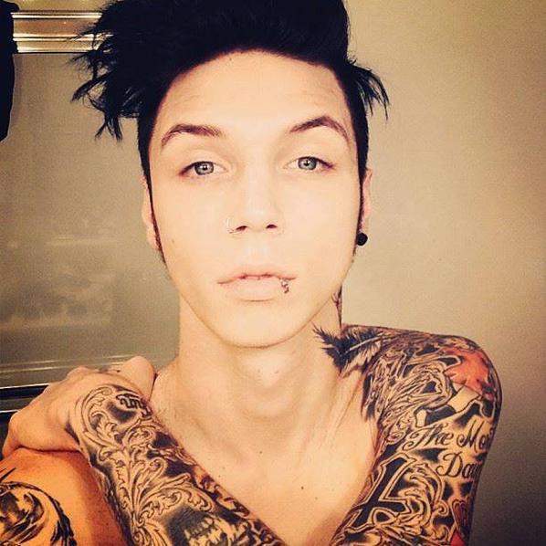 Andy sixx Le seducteur des emos :3 ♥♥