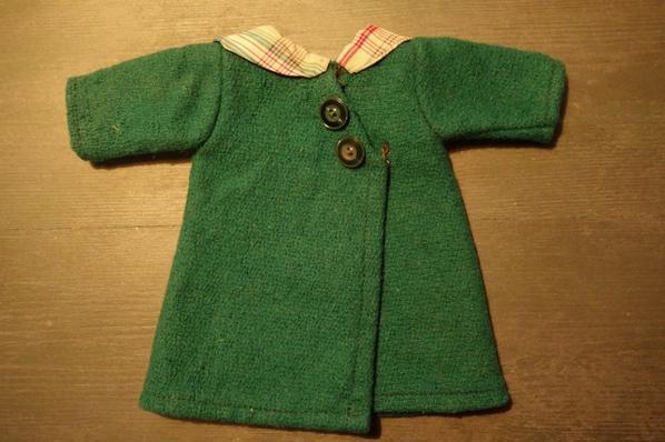à vendre, Manteau Bleuette..