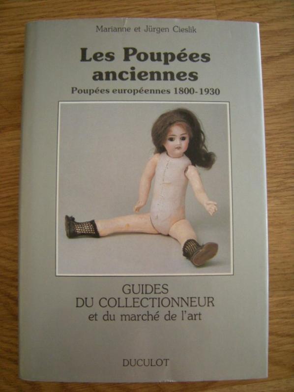 Les poupées anciennes de Marianne et Jürgen Cieslik.