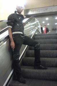 Del Rey à Bruxelles(Gare du Midi)