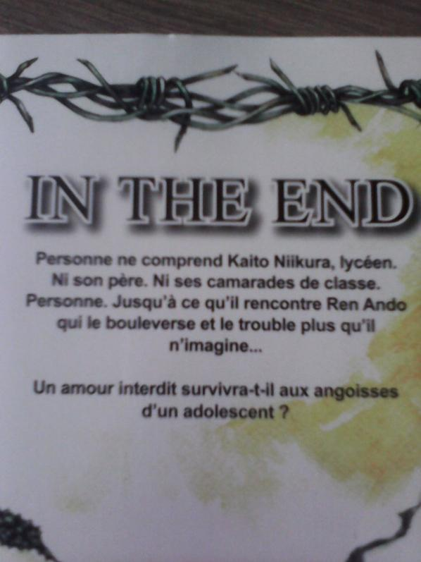 In the end YAOI *q*
