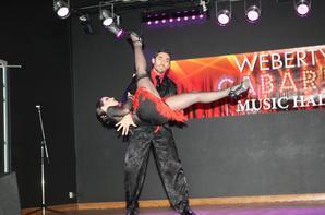 ils vont representer le weberty cabaret Music-Hall , la France et la Normandie au championnat du monde de Tango Argentin en Aout 2020 à Buenos Aires