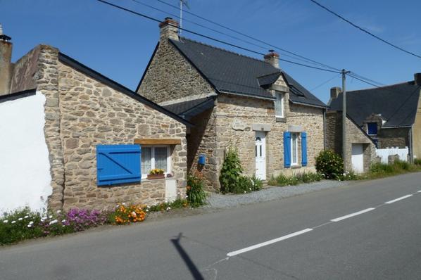 La terre de mes Ancêtres, la terre de mon enfance. Mon petit paradis Breton.
