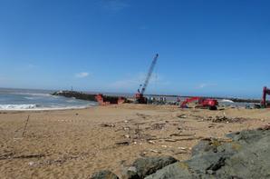 Après la tempête, la déconstruction  a commencée
