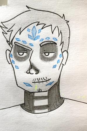 Maquillage macabre