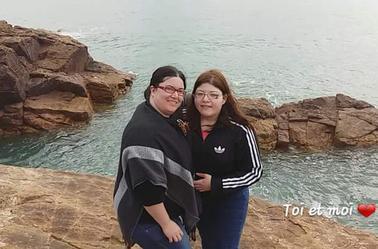 ma femme  & m0i