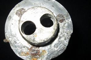 bombe d'entrainement fumigene de la luftwaffen