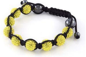 Large choix pour ton bracelet Shamballa à 10 euros seulement!