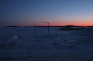 L'important ce n'est pas le lieux où l'on se trouve , mais l'état d'esprit dans lequel on est ... #Finlande/winter2013