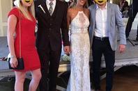 Camille & Morgan Schneiderlin se sont mariés le 9 Juin!