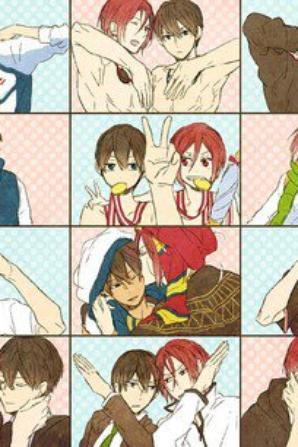 Haru x Rin