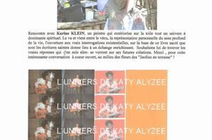 FLEUR D AMOUR FLEUR DE SOUFFRANCES DIVINE NAISSANCE D ANAIS LA LUMIERE 60X60