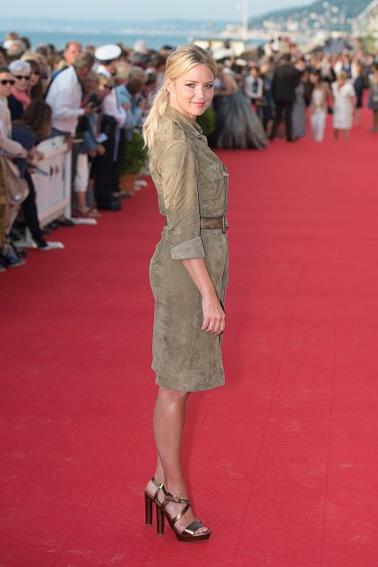13 Juin 2015 - Virginie Efira au 29e Festival du Film de Cabourg