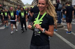 5/10/2014 Margaux à la course du Paris Centre !