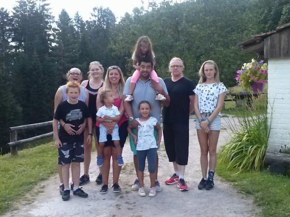 Les Belges et les Ch'tis en vacances