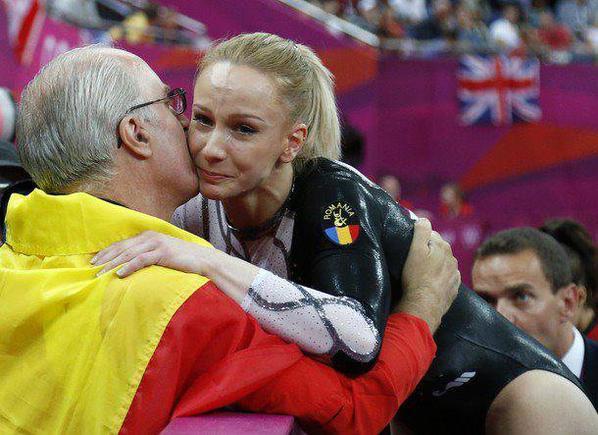 Sandra IZABZA, la nouvelle championne olympique au saut !