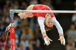 La chance de médaille s'envole pour Youna Dufournet :(