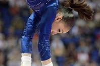 Aliya Mustafina, 3ème olympique 2012