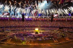 JO 2012 à Londres - Cérémonie d'ouverture <3