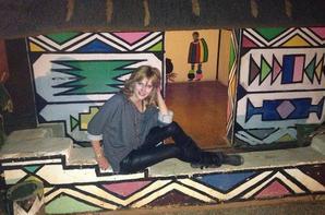 Bella Thorne photos d'Afrique du Sud