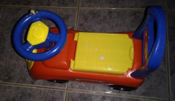 Motorização carro criança