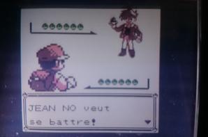 V - Jean No (rival)