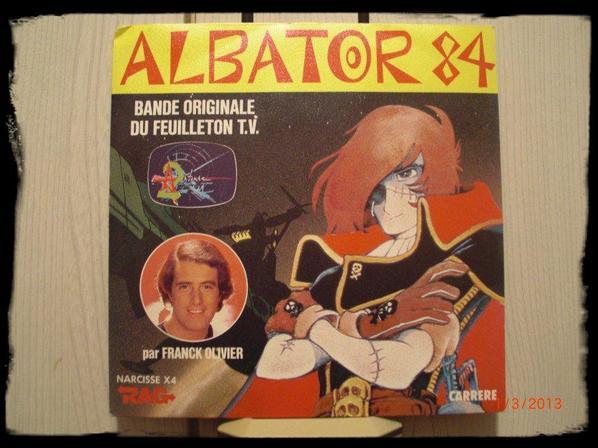 45T, Albator 84