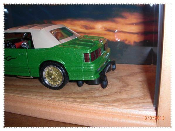 Monster Garage, Ford Mustang, transformée en tondeuse direct des USA