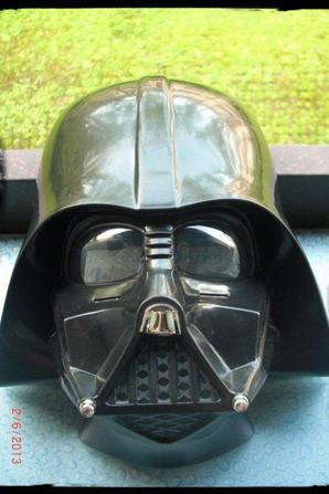 Masque Star Wars