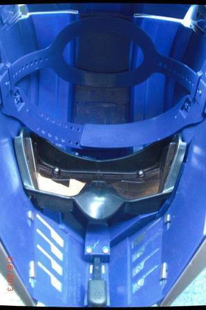 Masque Transformers Optimus Prime